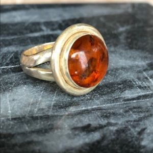 Jewelry - Sterling silver ring size 6